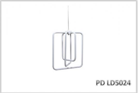 PENDENTE LED SAIN C/ 3 MÓDULOS 34W 3000K BR  LD5024