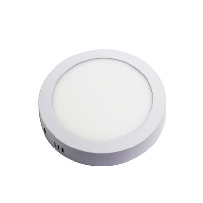 PLAFON LED 12W LUX REDONDO SOBREPOR 6500K