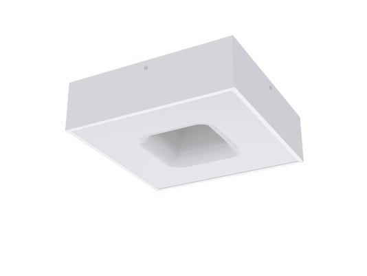 PLAFON WAFFLE LED 40W 6500K BRANCO