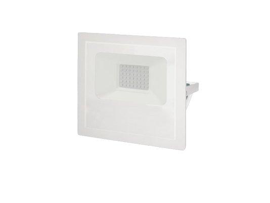REFLETOR TR LED 20W RGB BRANCO