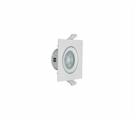 SPOT LED MR11 QUADRADO 3000K