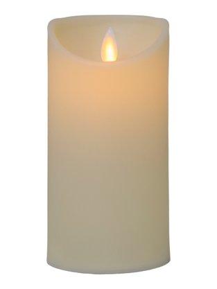 VELA LED DECORATIVA 15 CM