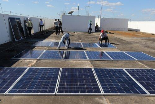 Sistemas Fotovoltaicos: